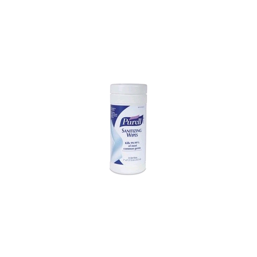 Purell Sanitizing Wipes, 35 Count Cannister