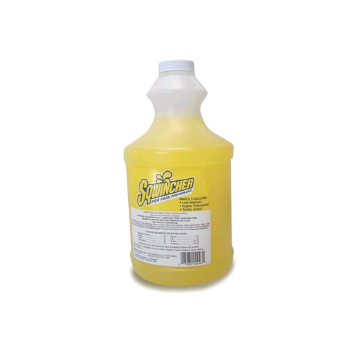 Sqwincher 64 oz. Liquid Concentrate, Lemonade, 6/Case