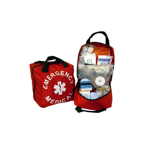 Standard Emergency Medical Kit- Soft Case