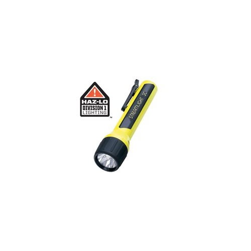 Streamlight Propolymer 3C w/out alkaline batteries, Blister packaged, Yellow