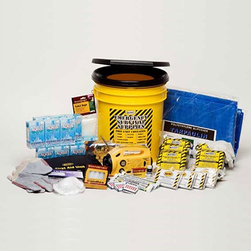 Deluxe Office Emergency Preparedness Kit (5 Person)