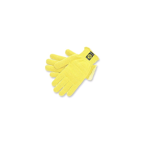 Memphis Kevlar Plus Cut Resistant Gloves, Uncoated, Small, Pair