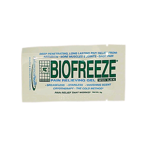 Biofreeze Topical Pain Relief, Individual